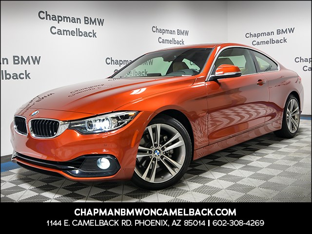Certified Pre-Owned 2019 BMW 4-Series 430i