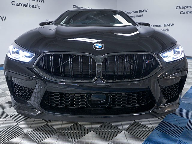2021 BMW M8 Competition