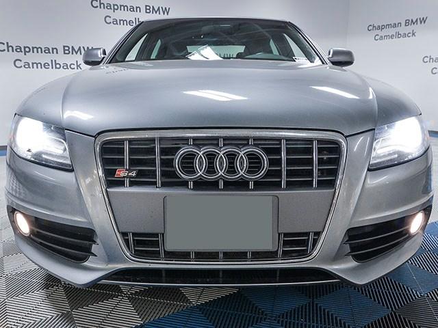 2011 Audi S4 3.0T quattro Prem Plus