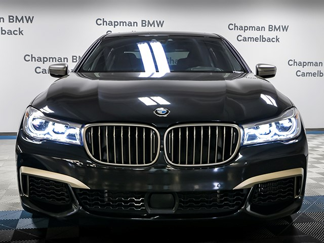 2019 BMW 7-Series M760i xDrive