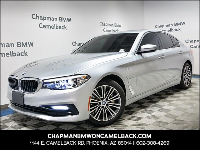2018 BMW 5-Series