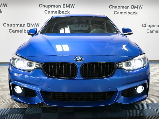 2019 BMW 4-Series 440i Gran Coupe