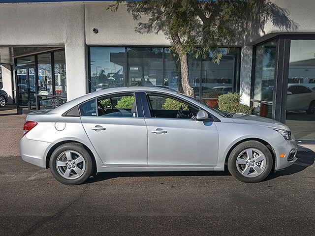 Used 2016 Chevrolet Cruze Lt For Sale Stock P9901
