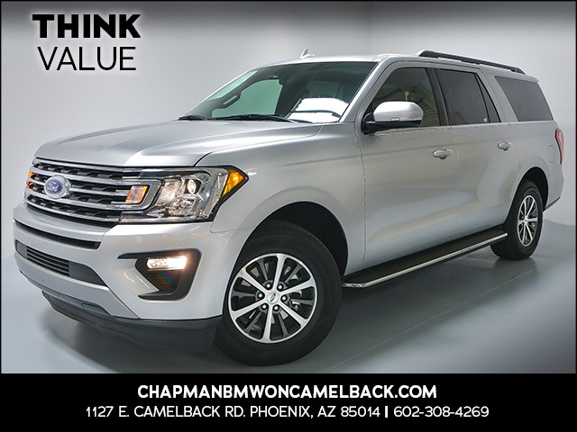 2018 Ford Expedition MAX XLT – Stock #PK85748