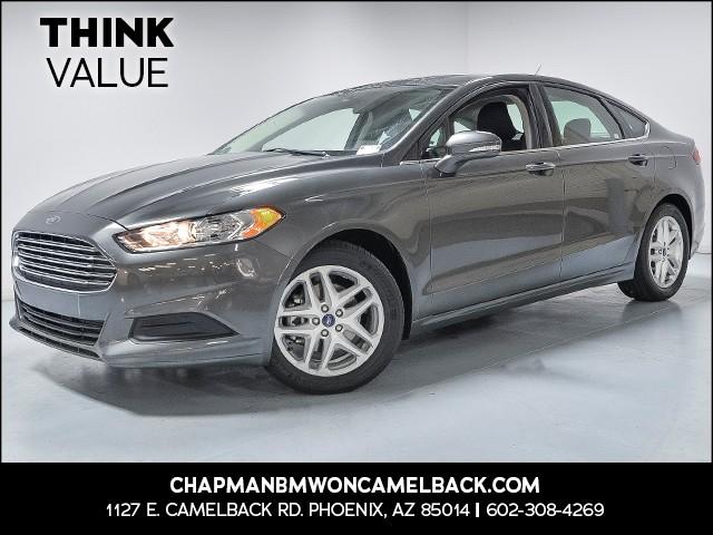 2016 Ford Fusion SE – Stock #PK85769