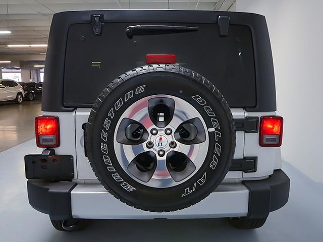 2018 Jeep Wrangler Unlimited Sahara – Stock #PK85924