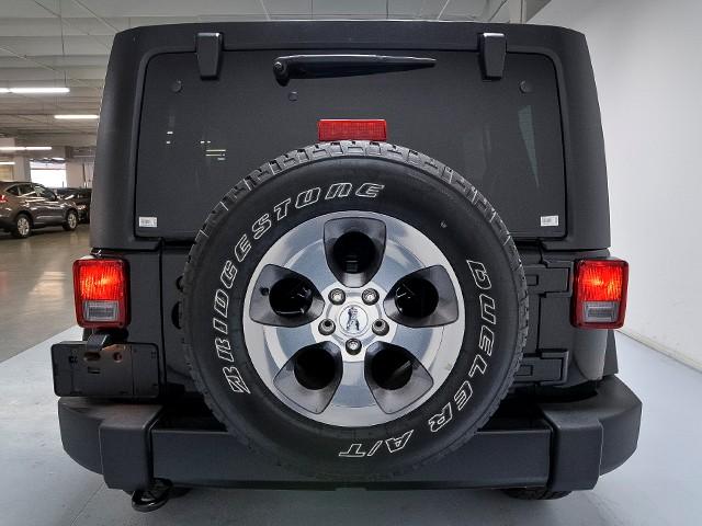 2018 Jeep Wrangler Unlimited Sahara – Stock #PK85939