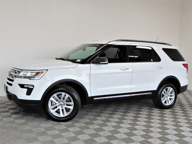 Used 2019 Ford Explorer XLT