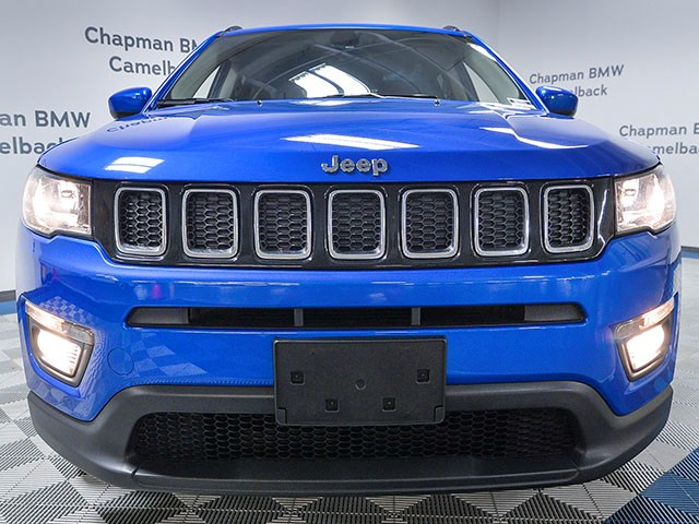Used 2018 Jeep Compass Latitude