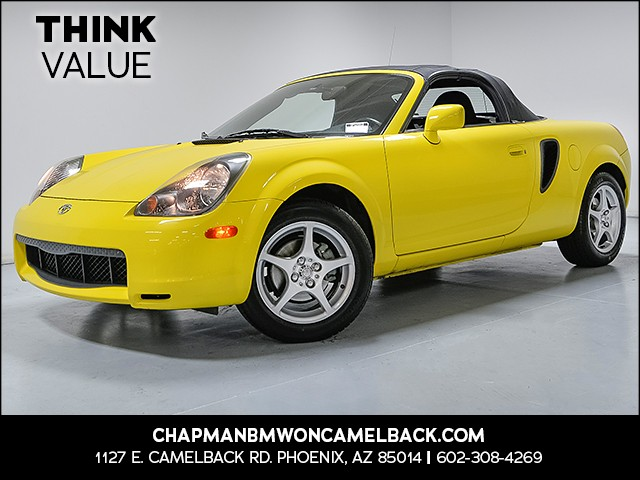 Used 2000 Toyota Mr2 Spyder For Sale Stock Tp12313 Chapman Bmw