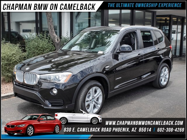2017 Bmw X3 35i For Sale Stock X170047 Chapman Bmw On