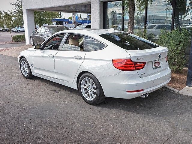 used 2014 bmw 3 series gt 328i xdrive gran turismo stock x170119a chapman automotive group. Black Bedroom Furniture Sets. Home Design Ideas