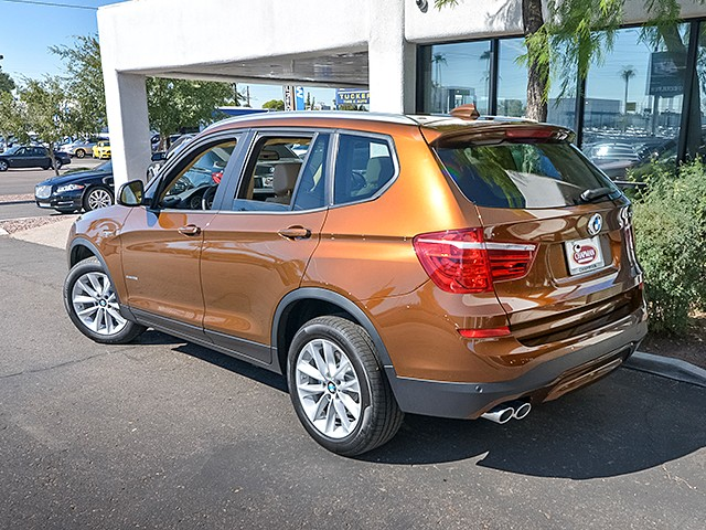 2017 bmw x3 28i for sale stock x170162 chapman bmw on camelback. Black Bedroom Furniture Sets. Home Design Ideas