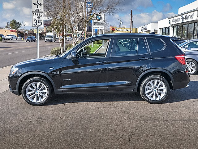 2017 Bmw X3 28i For Sale Stock X170642 Chapman Bmw On