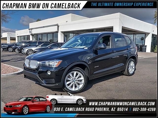 2017 Bmw X3 28i For Sale Stock X170642 Chapman Bmw On
