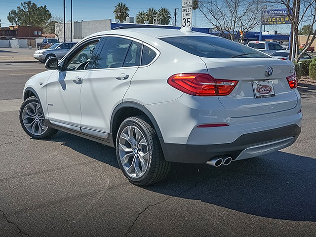 2017 bmw x4 28i for sale stock x170762 chapman bmw on camelback. Black Bedroom Furniture Sets. Home Design Ideas