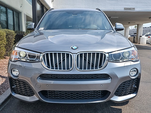 2017 bmw x3 28i for sale stock x171141 chapman bmw on camelback. Black Bedroom Furniture Sets. Home Design Ideas