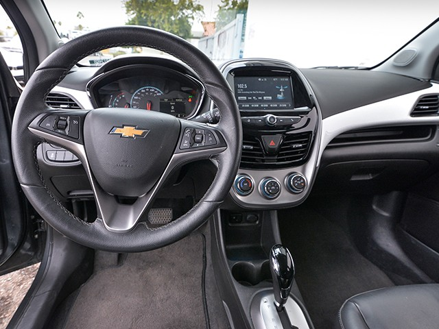 2017 Chevrolet Spark LT CVT – Stock #X181346B