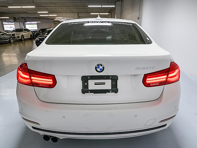 2017 BMW 3-Series Sdn 330i – Stock #X181413A
