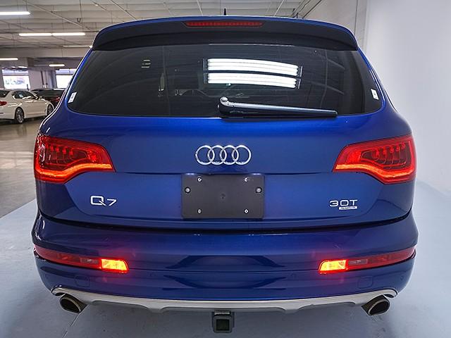 2014 Audi Q7 3.0T quattro Prem – Stock #X190444A