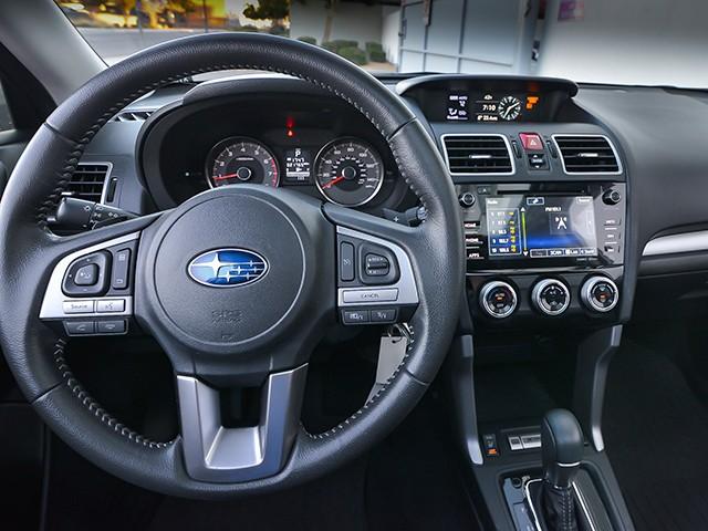 2017 Subaru Forester 2.0XT Premium – Stock #X190486C