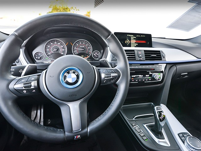 2016 BMW 3-Series Sdn 340i – Stock #X190595A