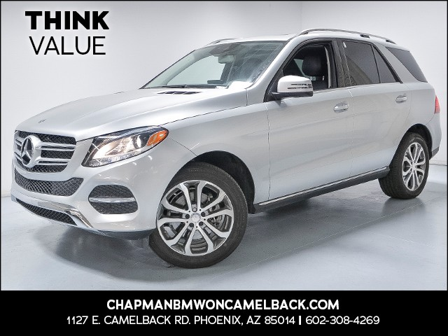 2016 Mercedes-Benz GLE-Class GLE 350 – Stock #X190650A