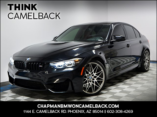 Certified Pre-Owned 2018 BMW M3