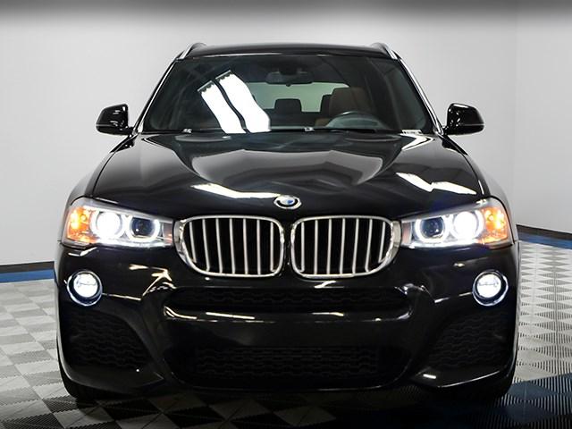 2015 BMW X3 xDrive35i