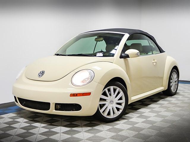 2010 Volkswagen New Beetle Convertible  PZEV