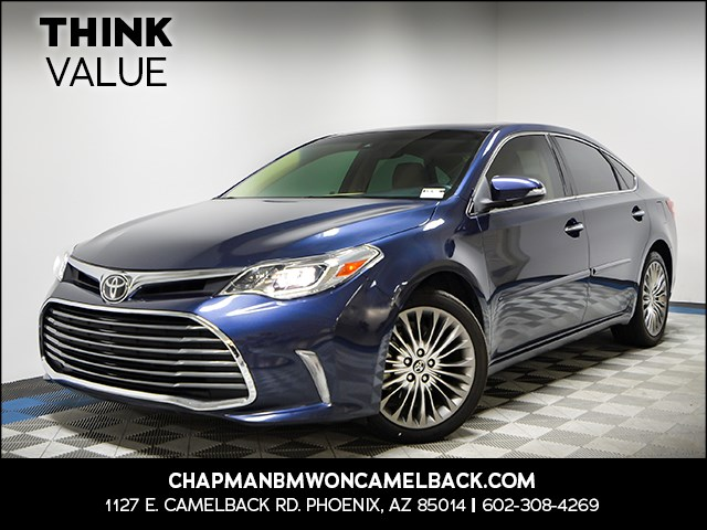 Used 2016 Toyota Avalon Limited