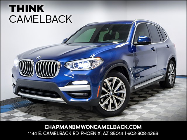 Used 2018 BMW X3 xDrive30i