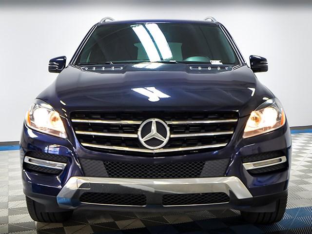 2014 Mercedes-Benz M-Class ML 350 4MATIC