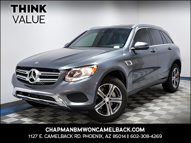 Used 2017 Mercedes-Benz GLC 300