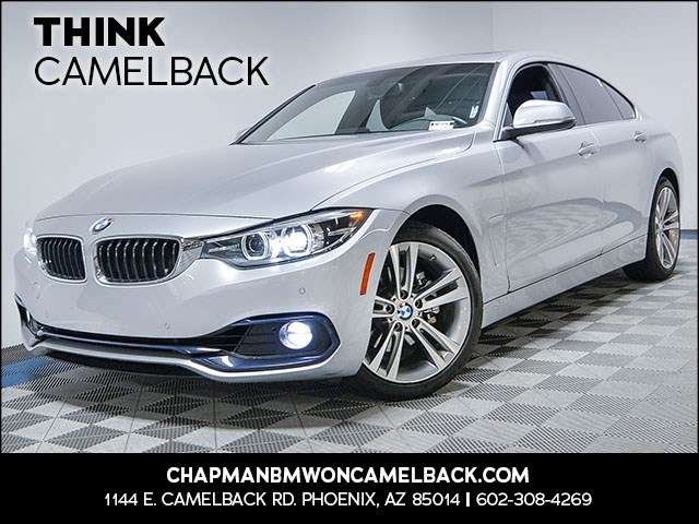Certified Pre-Owned 2018 BMW 4-Series 430i Gran Coupe