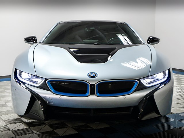 Certified Pre-Owned 2014 BMW i8