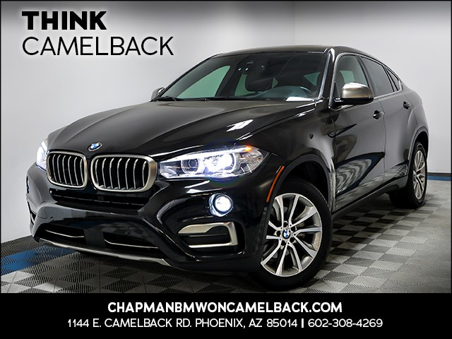 Used 2018 BMW X6 xDrive35i