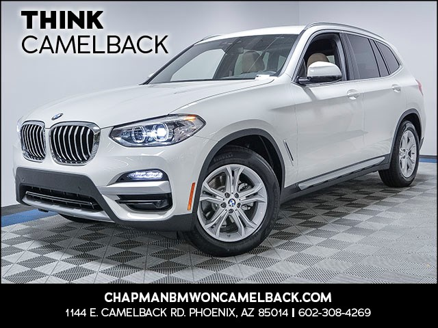 Used 2020 BMW X3 sDrive30i