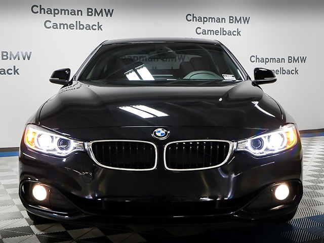 Certified Pre-Owned 2017 BMW 4-Series 430i