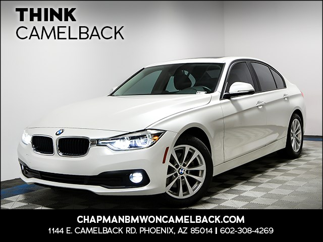 Certified Pre-Owned 2018 BMW 3-Series 320i