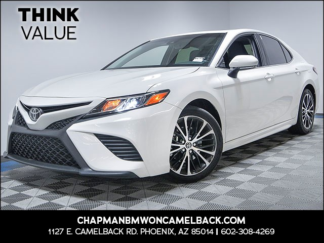Used 2018 Toyota Camry SE