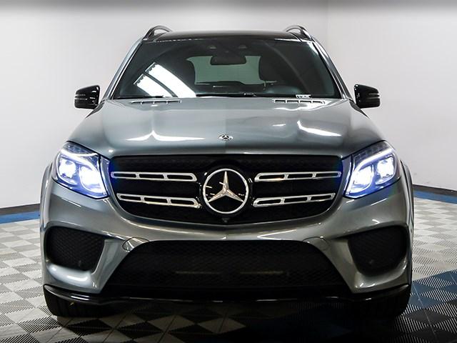 2017 Mercedes-Benz GLS 550