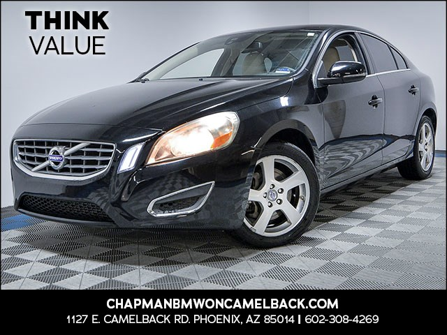 Used 2012 Volvo S60 T5