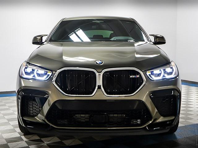 2021 BMW M-Series X6 M