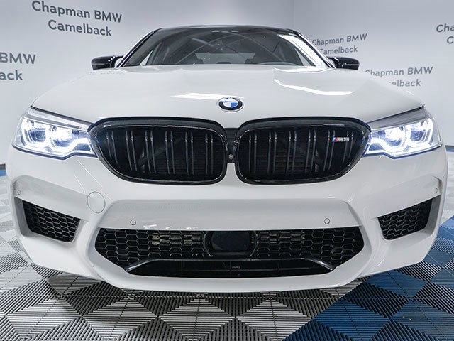 Certified Pre-Owned 2019 BMW M5 Competition