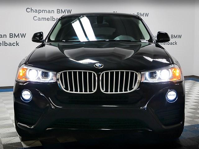 Used 2015 BMW X4 xDrive35i