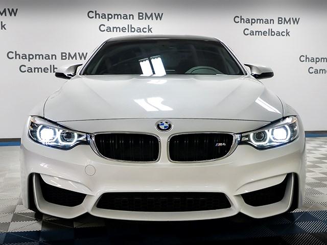 Used 2018 BMW M4