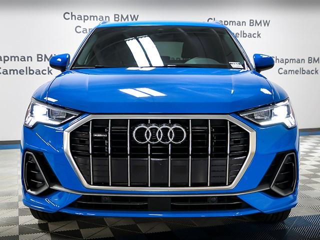 2020 Audi Q3 2.0T quattro Prem Plus S line