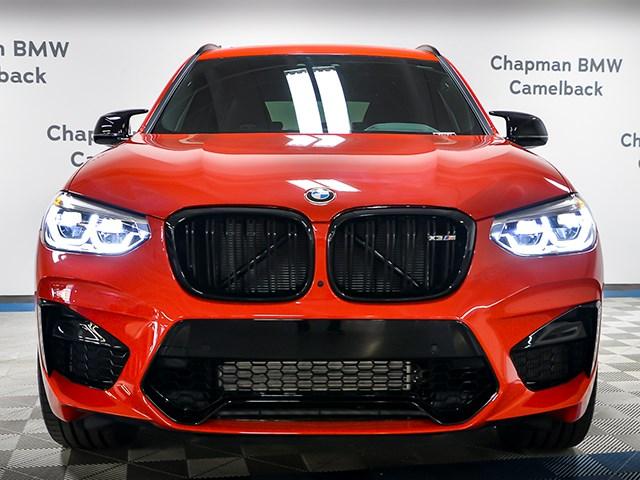 2021 BMW M-Series X3 M