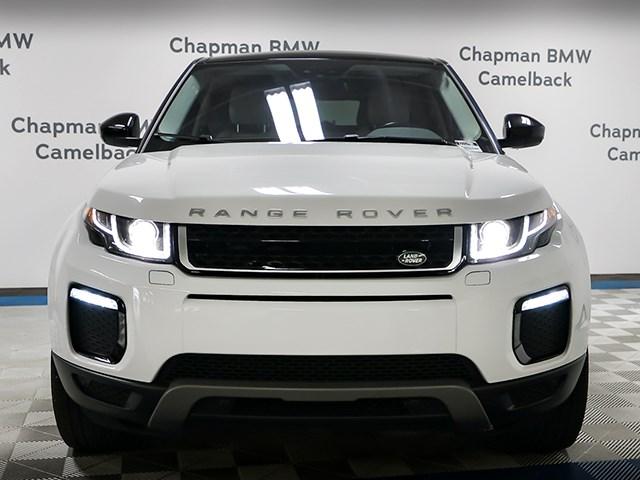 Used 2018 Land Rover Range Rover Evoque SE Premium